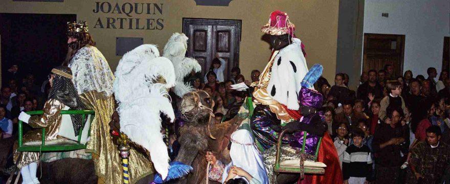 Consejos de auto-protección a la población para la Cabalgata de Reyes