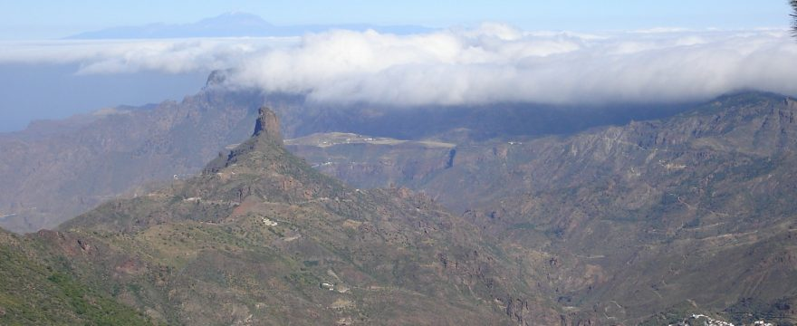 Vista 3 días Isla de Tenerife