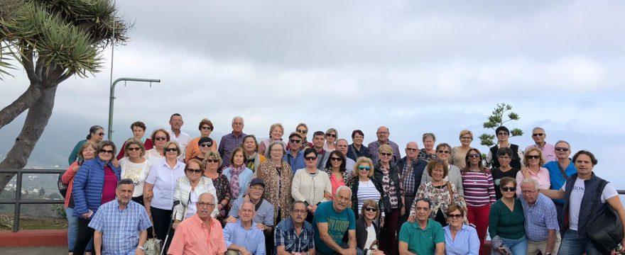 4 días de excursión a La Palma