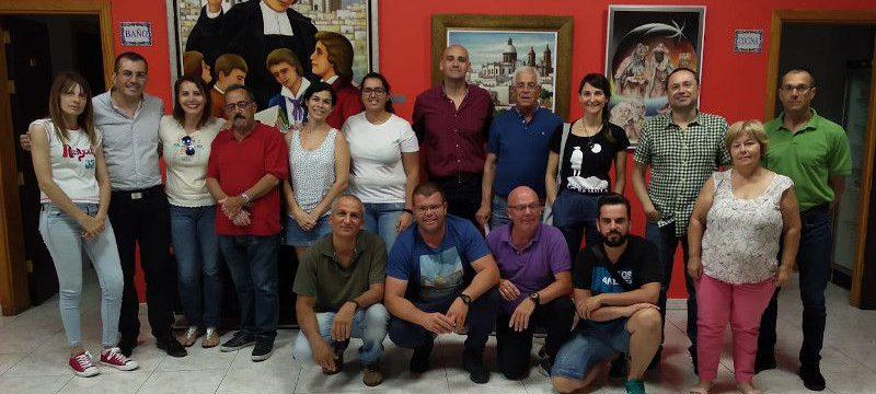 Junta Directiva de la Asociación La Salle de Agüimes 2019