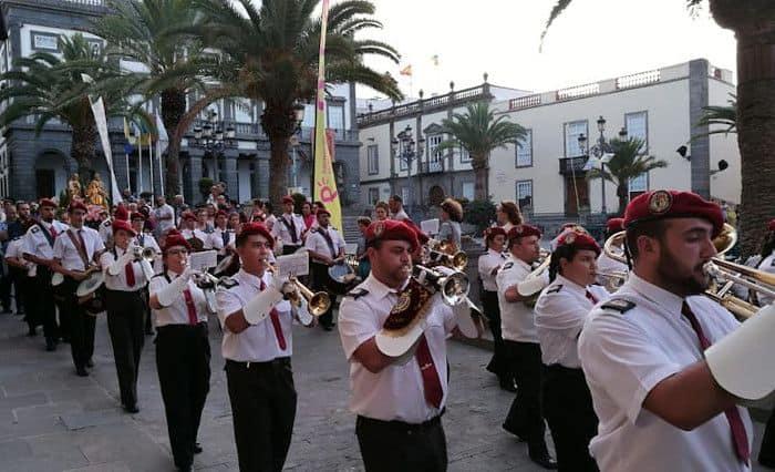 Agrupación Musical La Salle en La Catedral de Santa Ana