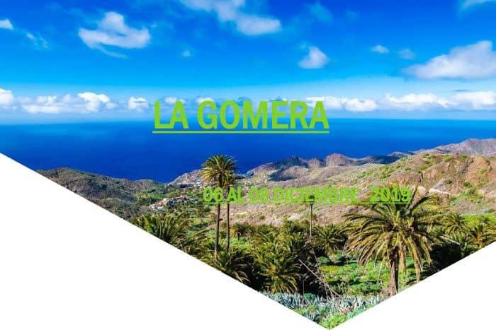 Viaje a La Gomera 2019
