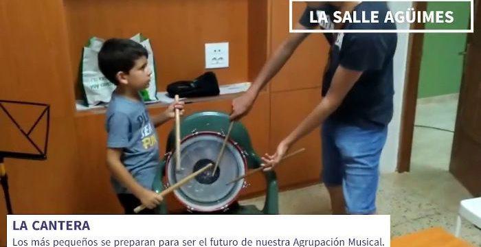 Cantera Agrupación Musical La Salle de Agüimes