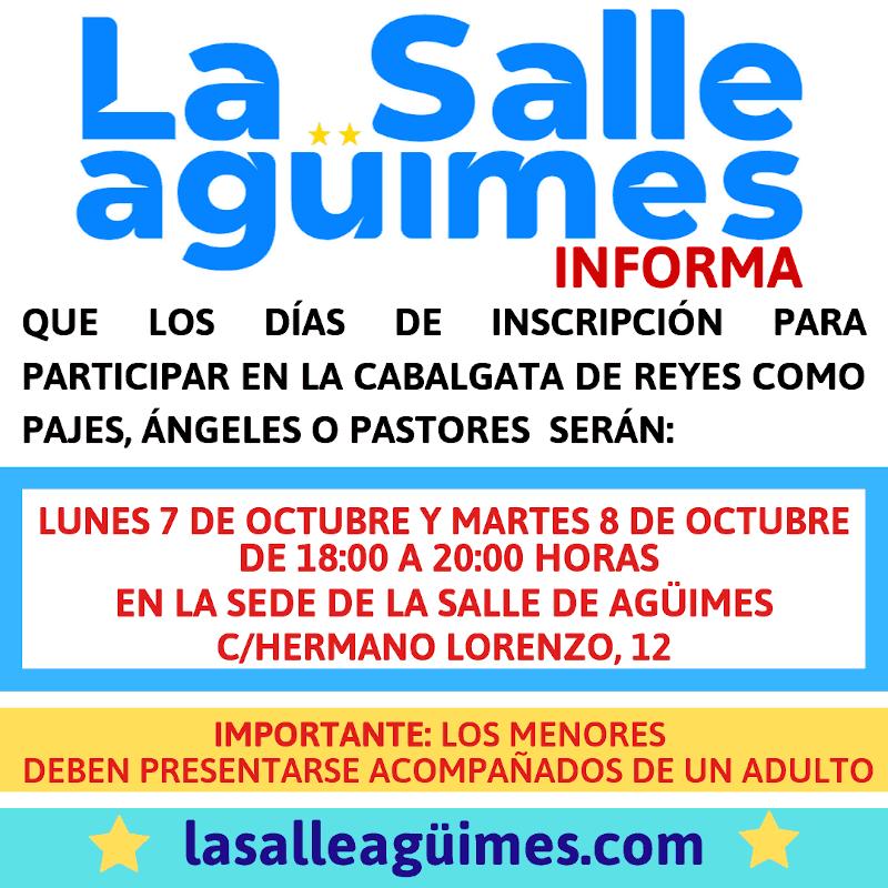 Inscripción para participar en la Cabalgata de Reyes 2020