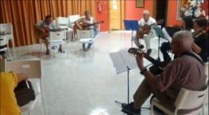 Ya empezaron las clases de música en La Salle