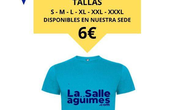 Camiseta de La Salle de Agüimes