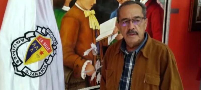 Nuestro presidente Pablo Martín presenta su dimisión