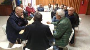 Última reunión de la actual Junta Directiva