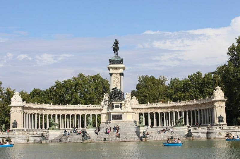 Viaje a Madrid 2020