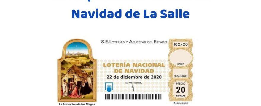 Disponible Loteria Navidad 2020