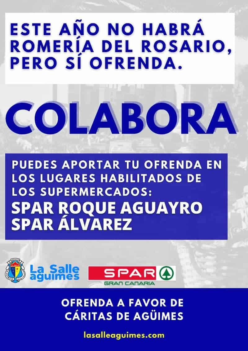 Ofrenda El Rosario 2020