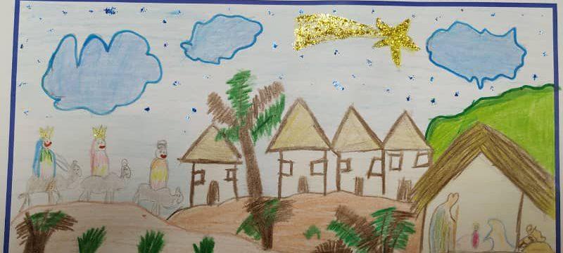 Premiados del II Concurso Escolar de Dibujo «Los Reyes Magos en Agüimes»
