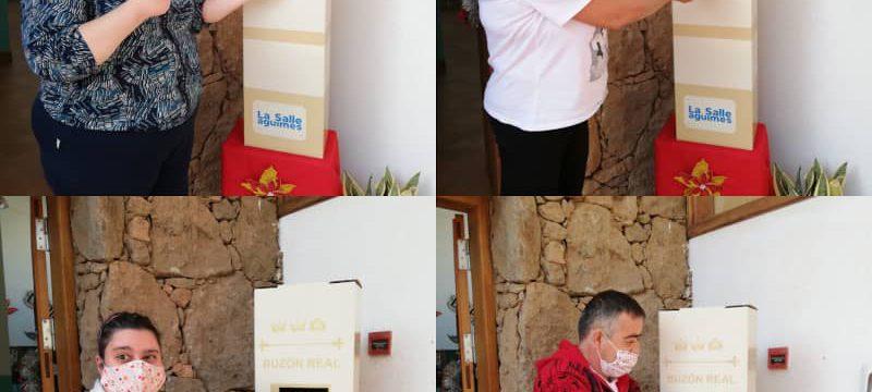 Buzón Real en Aldefa y Centro ocupacional de Agüimes