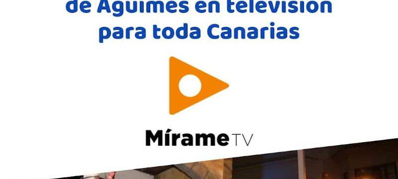 Cabalgata y Auto de Reyes en Mirame Televisión para toda Canarias