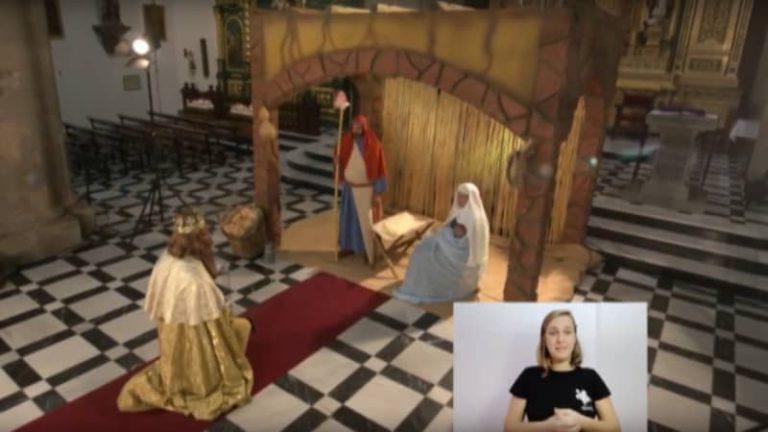 Vídeo de la Adoración de los Reyes Magos 2021