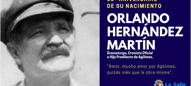 85 Aniversario Orlando Hernández