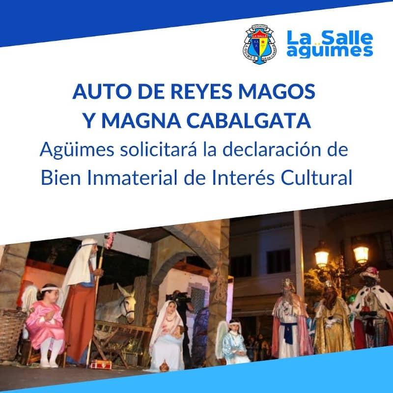 Auto de Reyes Magos y Cabalgata Bien Inmaterial de Interés Cultural