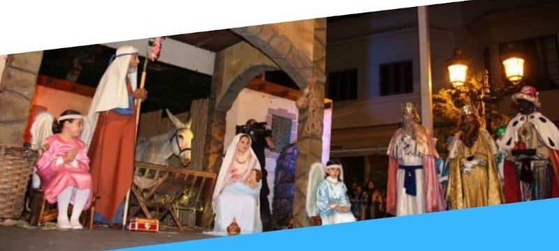 Magna Cabalgata de Reyes Bien Inmaterial de Interés Cultural