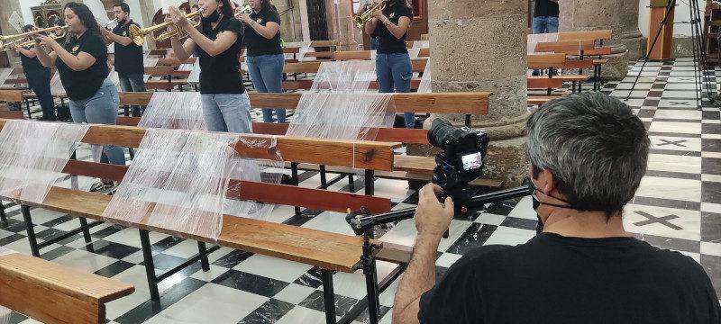 La Salle en el documental de la Semana Santa en Canarias de Televisión Canaria