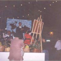 Carroza de La Salle en la Romería del Rosario 1995