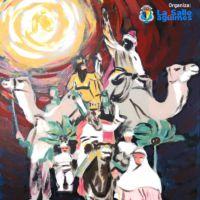 Cartel 65º Auto de Reyes Magos - Cabalgata