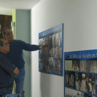 Visita del alcalde de Agüimes a La Salle